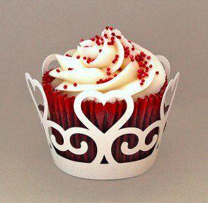 Cupcake free pattern silhouette fichier sst studio