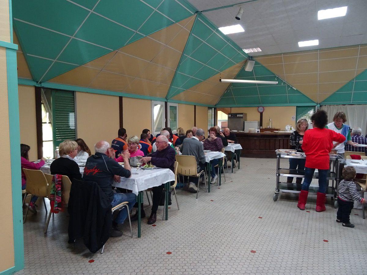2016 Les bénévoles