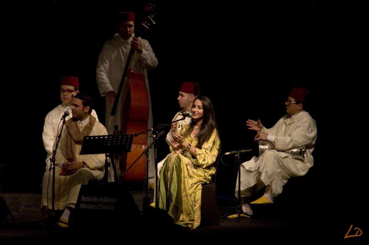 Festival des Andalousies Atlantiques à Essaouira.