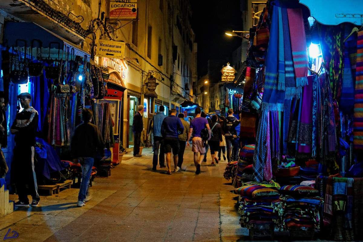 Chaleureux Maroc !