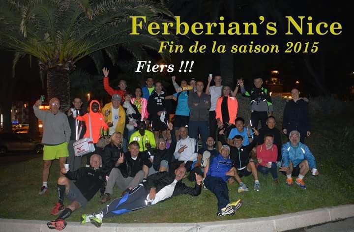 la belle bande des Furieux de FERBER : Les FERBERIANS !!!
