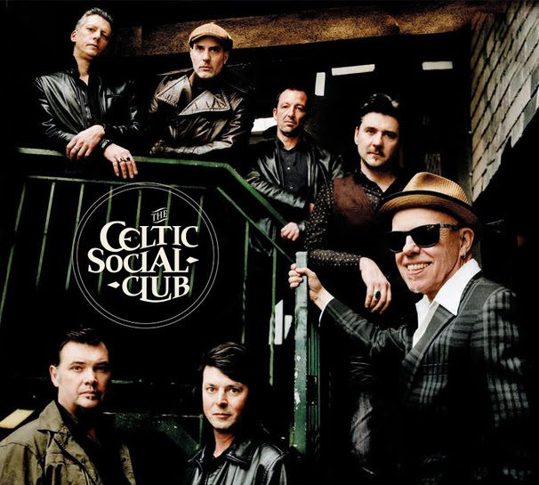 The Celtic Social Club Nouvel album A New Kind Of Freedom Sortie le 19 mai chez 10h10 / Sony Music