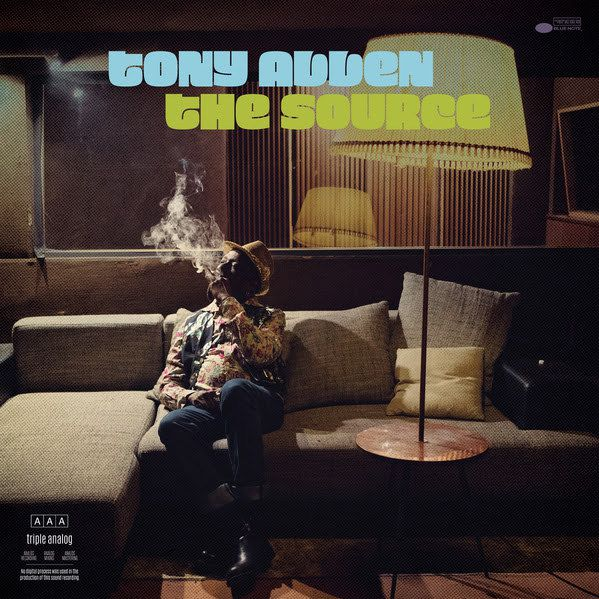 Tony Allen ►The Source◄