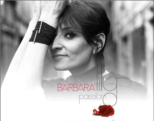 Album inédit de Barbara !