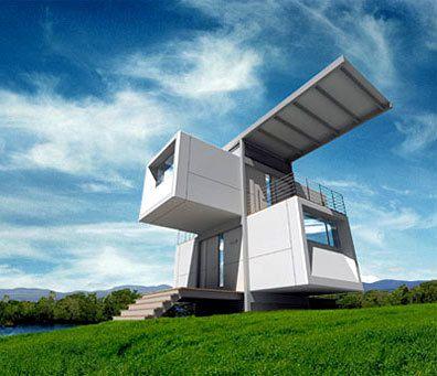 Ecoutons notre imagination nouveau conteneur habitable for Acheter un container habitable