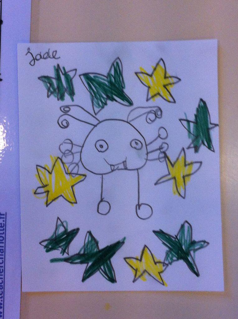 Pour dessiner avec des dés...