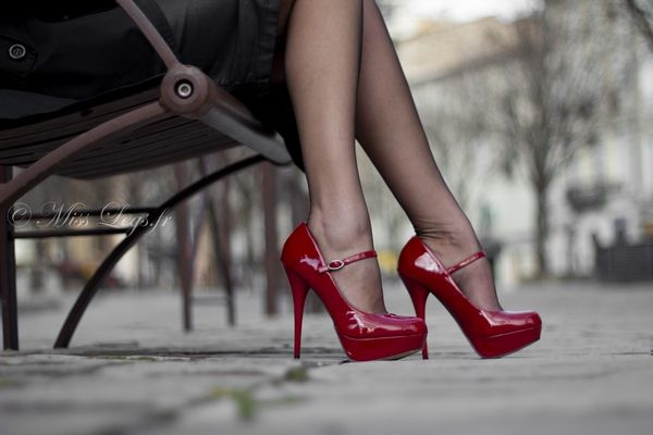 Rouge toujours...