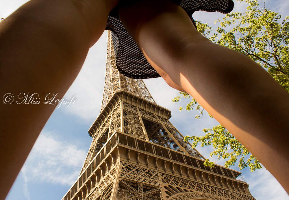 Paris - glamour toujours ! MissLegs