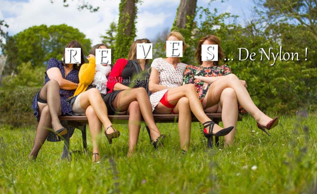 MissLegs.fr et ses copines ! &#x3B;)