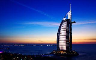 Burj El-Arab  -Dubai-