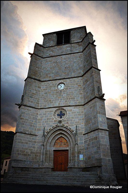 Job - Puy-de-Dôme- Thiers- Col de Béal