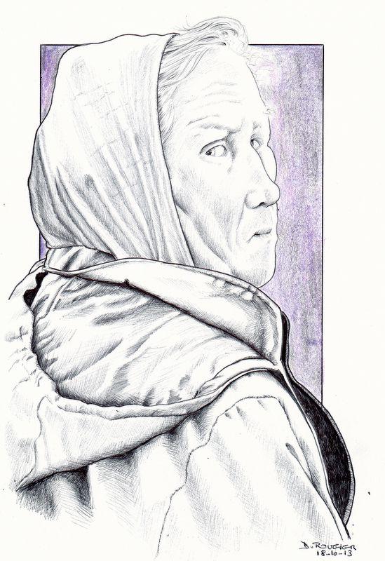 25 portraits n°5