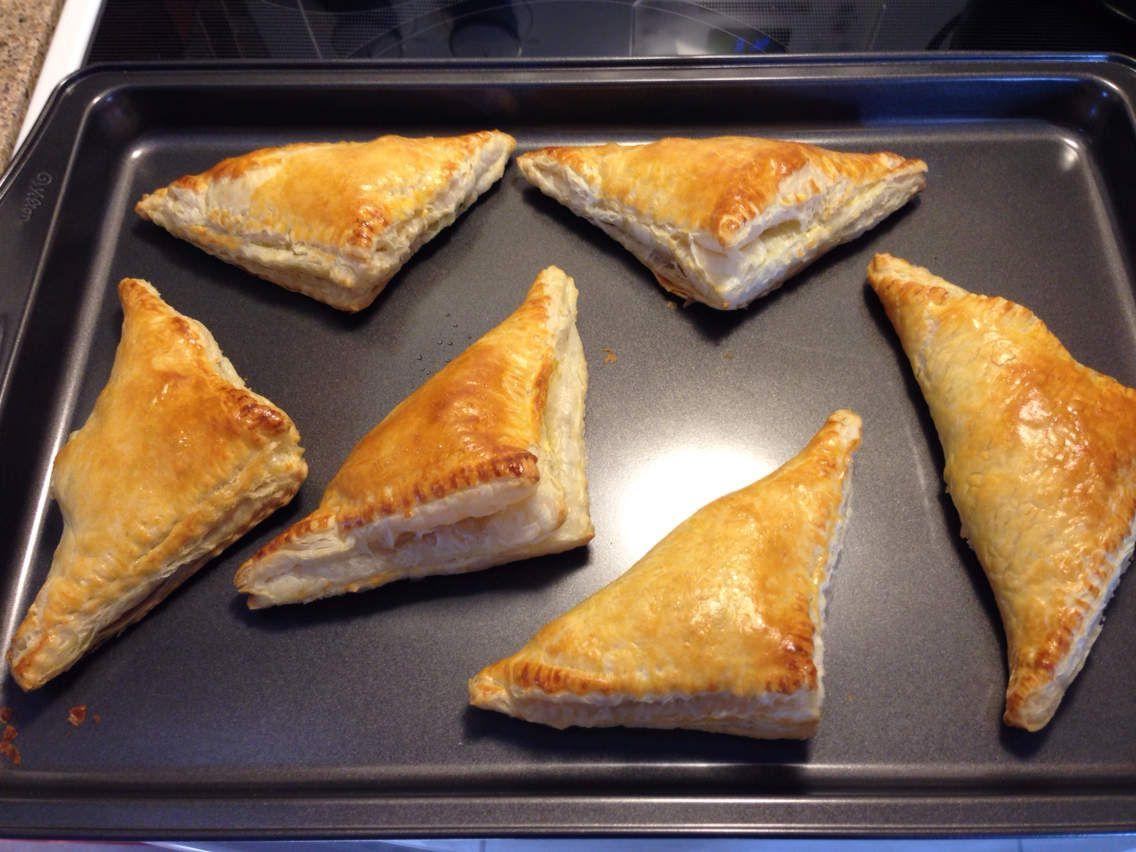 Pâté au thon (tunisien)