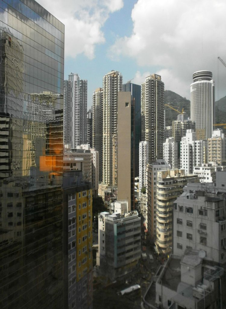48 heures à Hong Kong