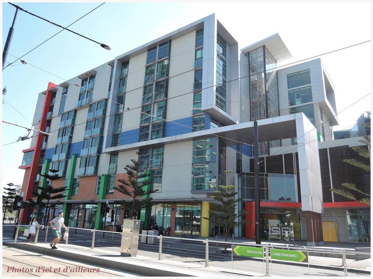 Melbourne .1. Docklands