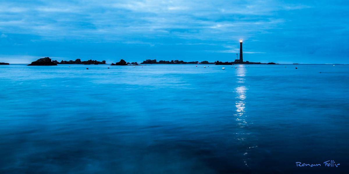 Le phare de Lilia-Plouguerneau  http://ronanfollic.ventesphotos.fr/
