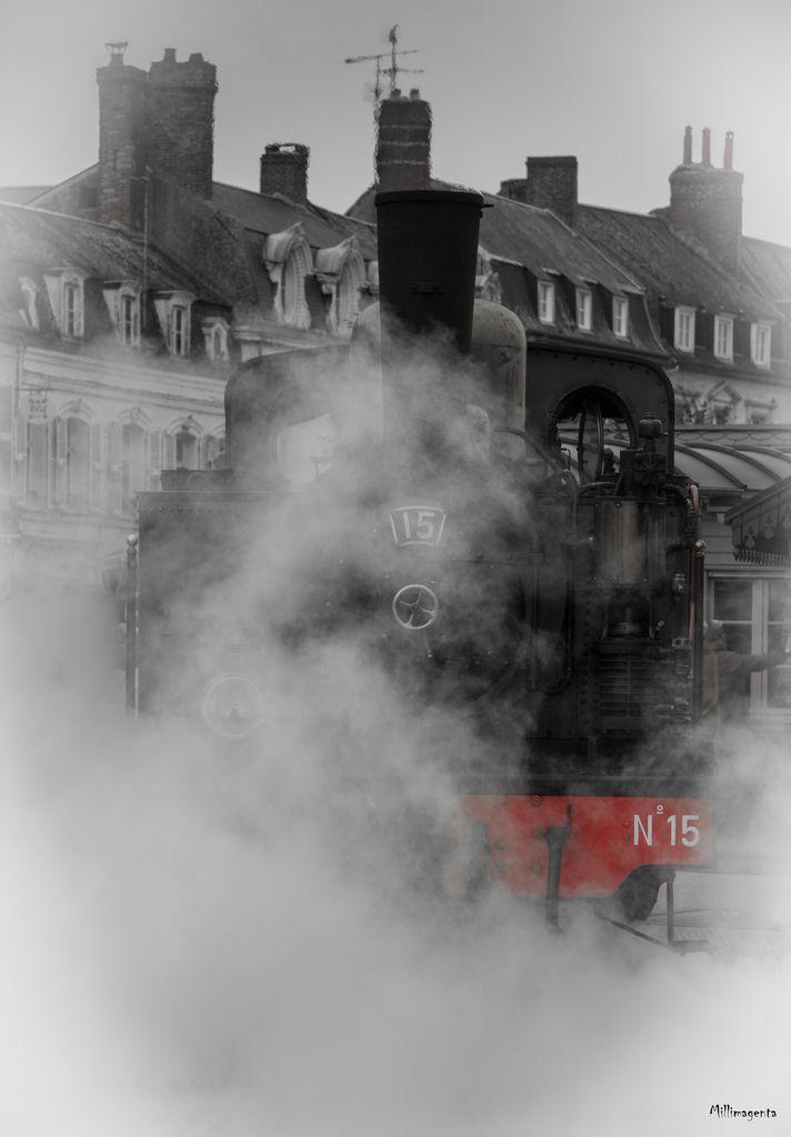 Petit train de la Somme