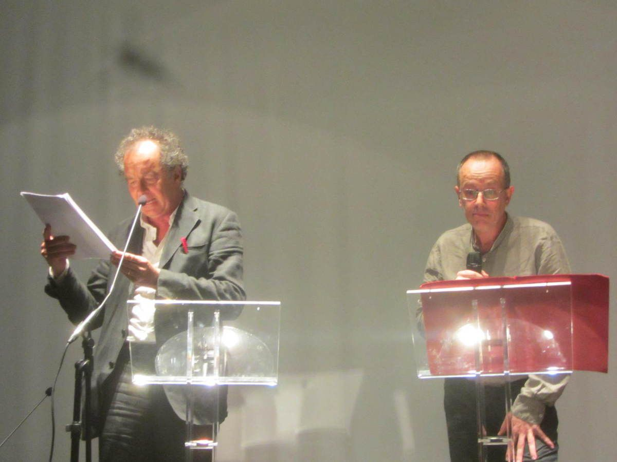 Marco Lodoli, Jean-Marc Bourg