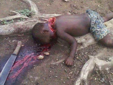 I BAMBINI E LA GUERRA NELLA REPUBBLICA DEMOCRATICA DEL CONGO