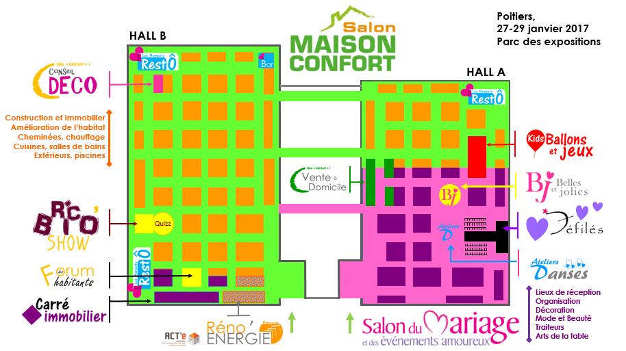 Salon Maison Confort, le Salon des Habitants