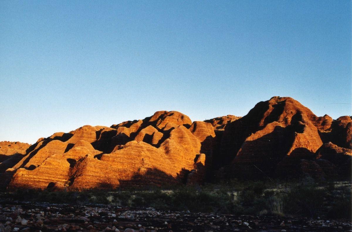 Les Bungle Bungle, l'un des parcs nationaux les plus authentiques du Territoire du Nord