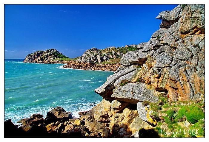 Bretagne, Pointe de Primel