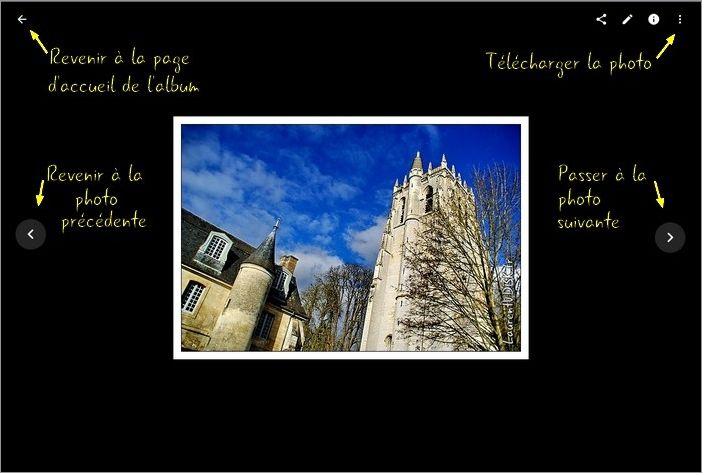 Tutoriel Google photo