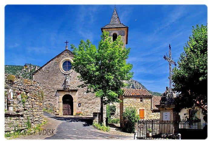 Eglise de Mostuéjouls