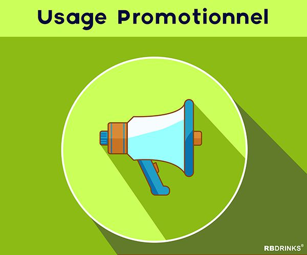 Usage promotionnel
