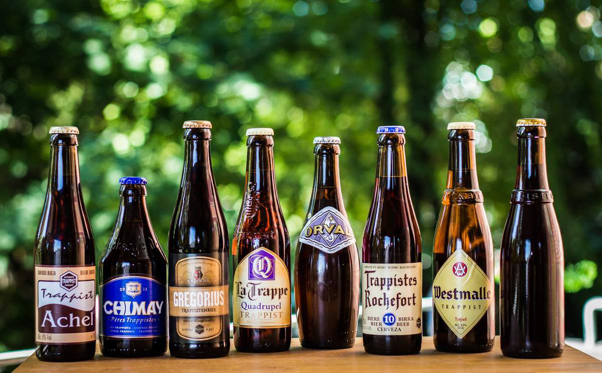 """Trappist Beer 2013-08-31"" by Philip Rowlands"
