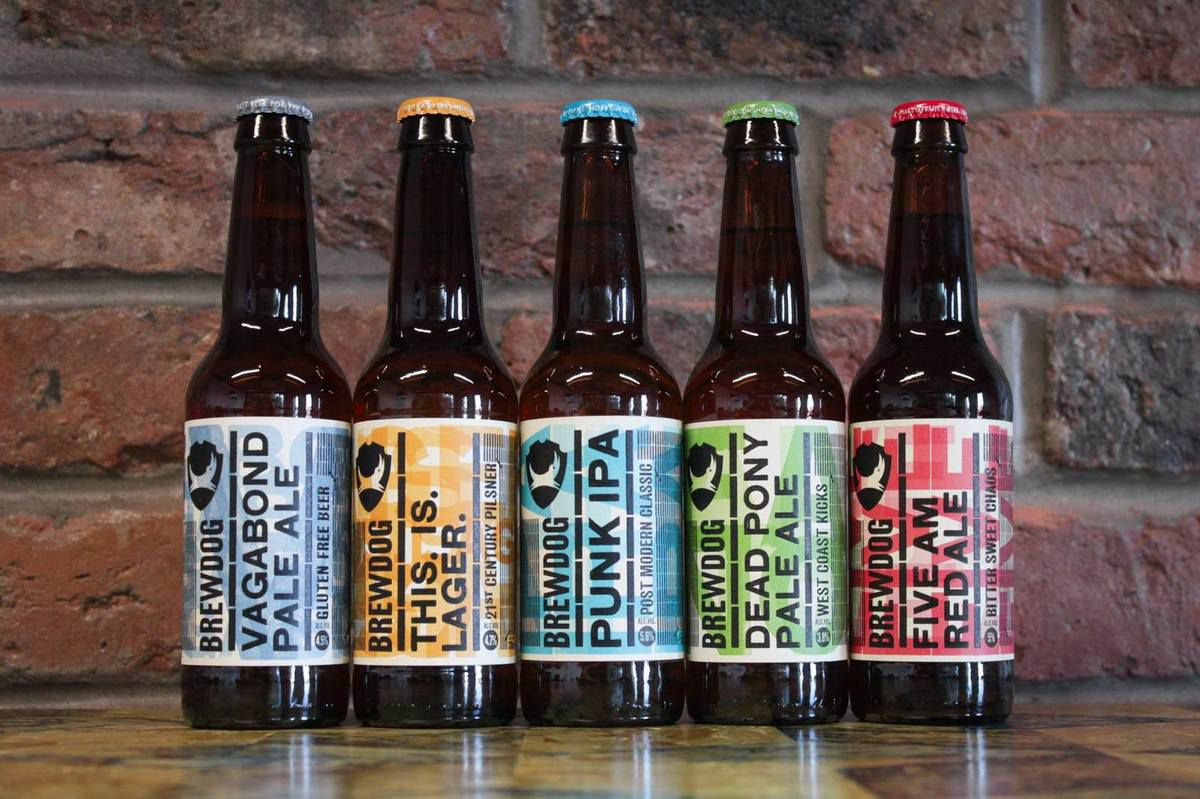 Photo credits: BrewDog