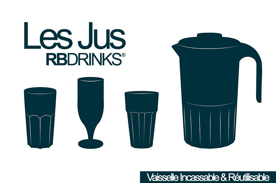 Les Jus RBDRINKS®