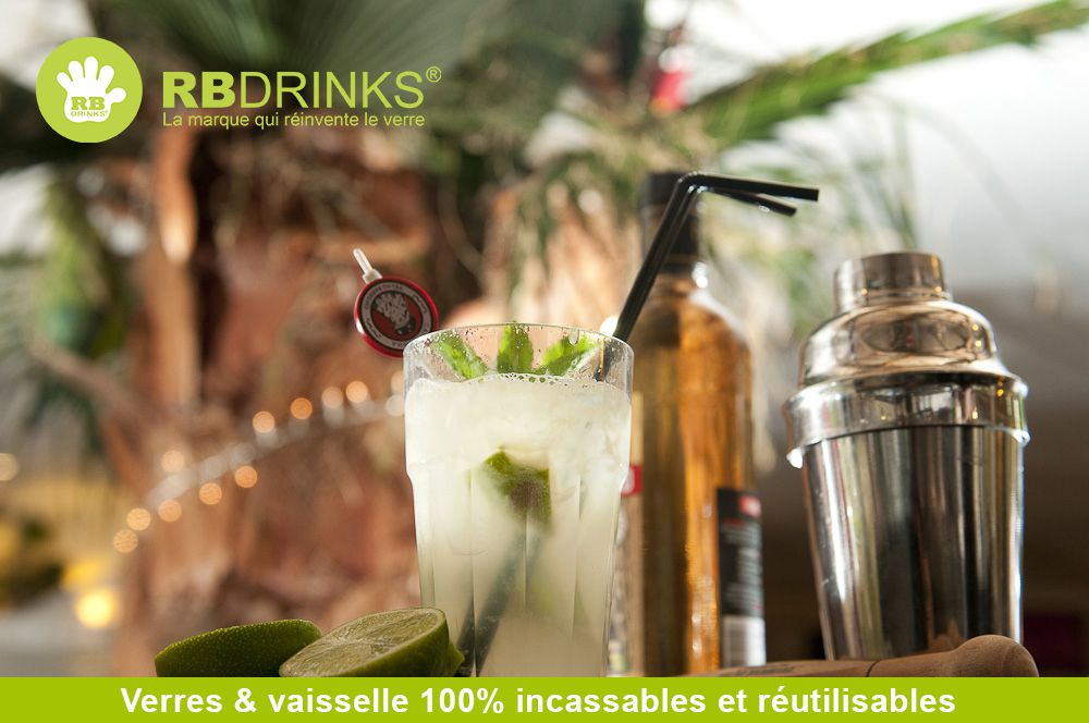 RBDRINKS® Cocktails - Mojito