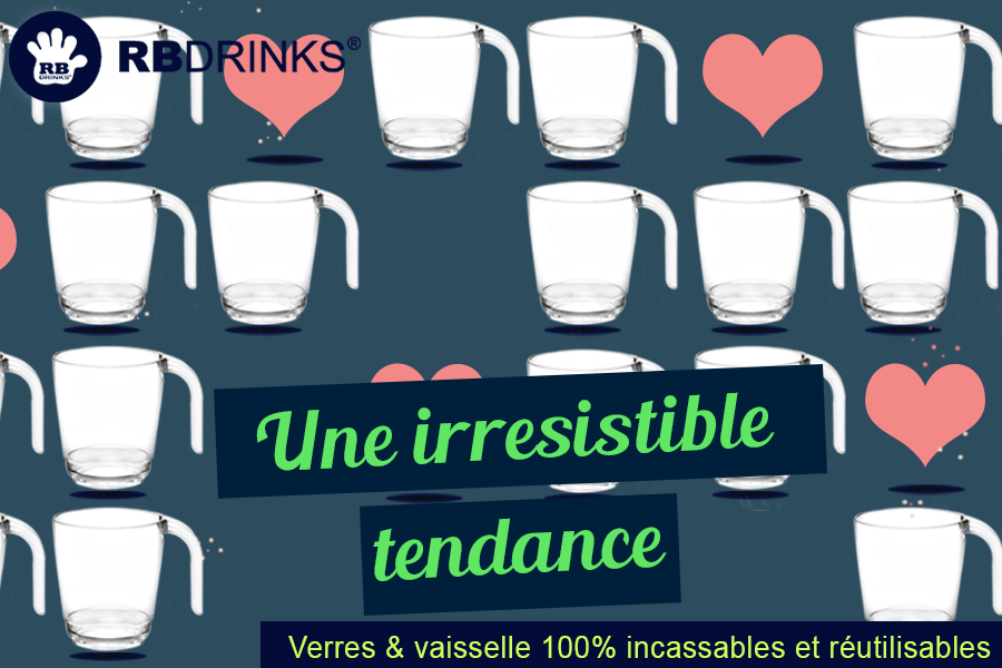 Mug Incassable | RBDRINKS®