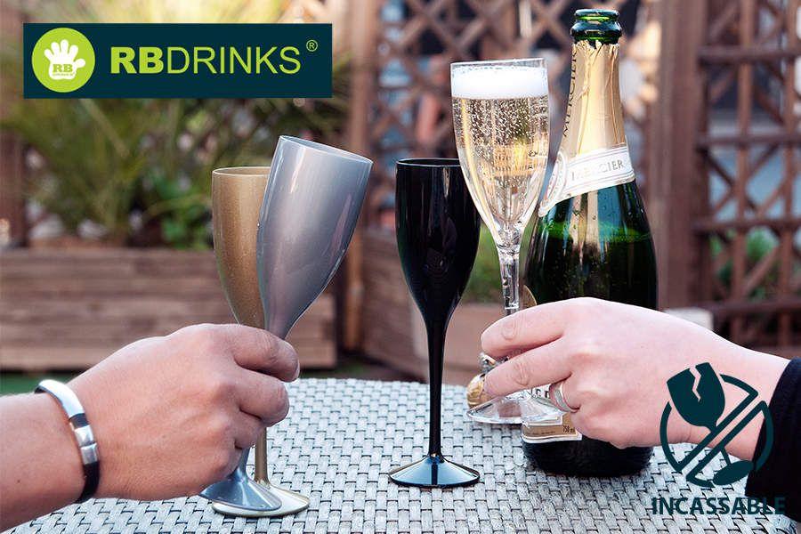 Servez vos boissons &amp&#x3B; plats en toute tranquillité avec RBDRINKS®!