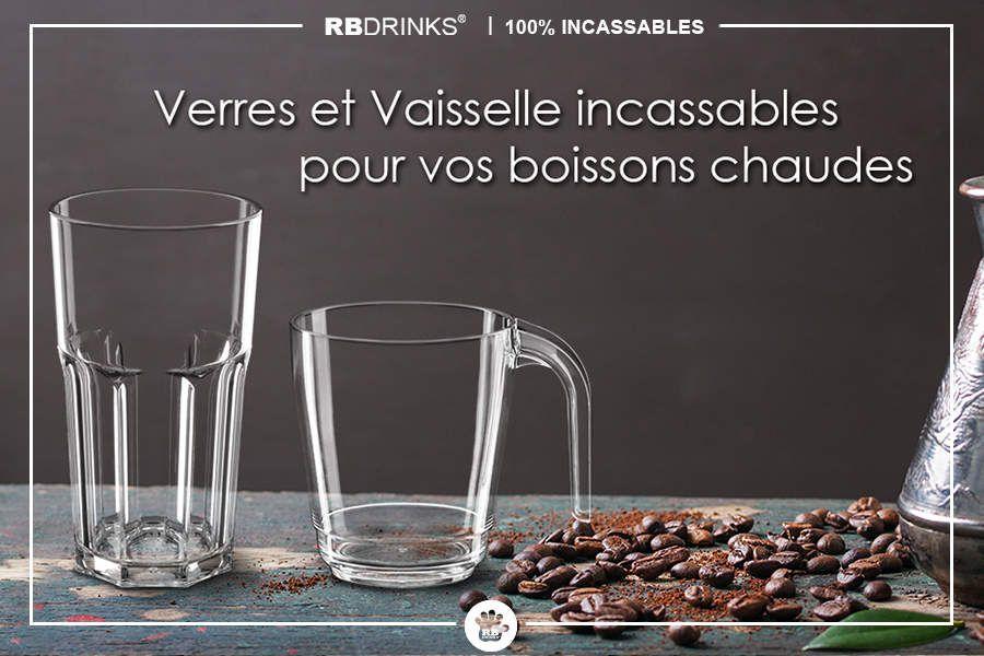 Verres & Vaisselle incassables | RBDRINKS®