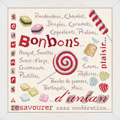 sal bonbons d'antan