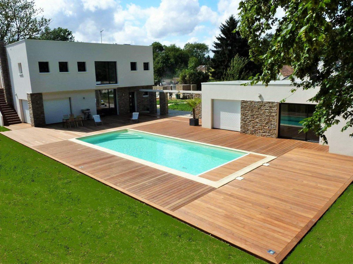 Lame terrasse bois yvelines diverses id es for Terrasse jardin 78
