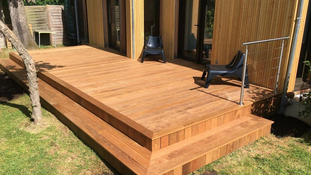terrasse en bois 91 essonne france terrasse bois. Black Bedroom Furniture Sets. Home Design Ideas