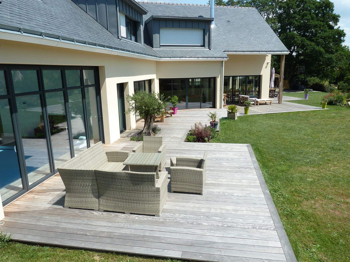 terrasse en bois 44 loire atlantique nantes france terrasse bois. Black Bedroom Furniture Sets. Home Design Ideas