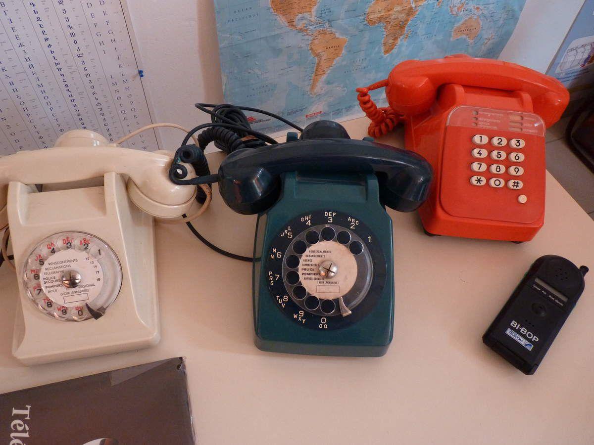 Conférence autour du téléphone