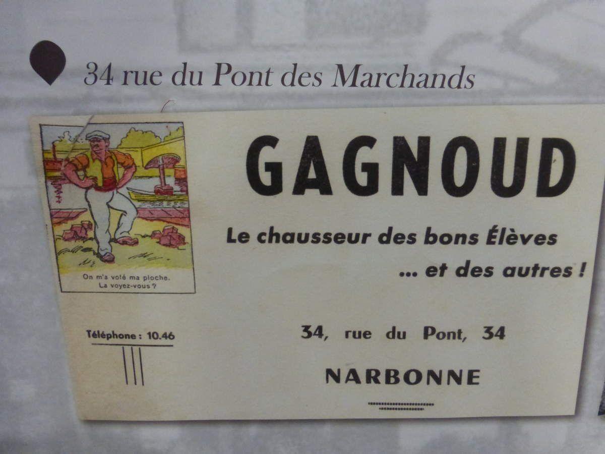 Retour en images sur NARBONNE au temps de Mamy Ward.