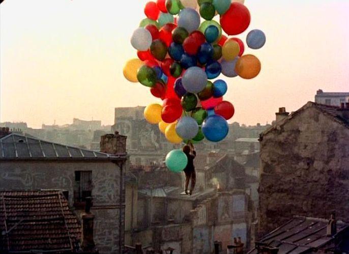 Au cinéma au temps de Mamy Ward : Le Ballon rouge