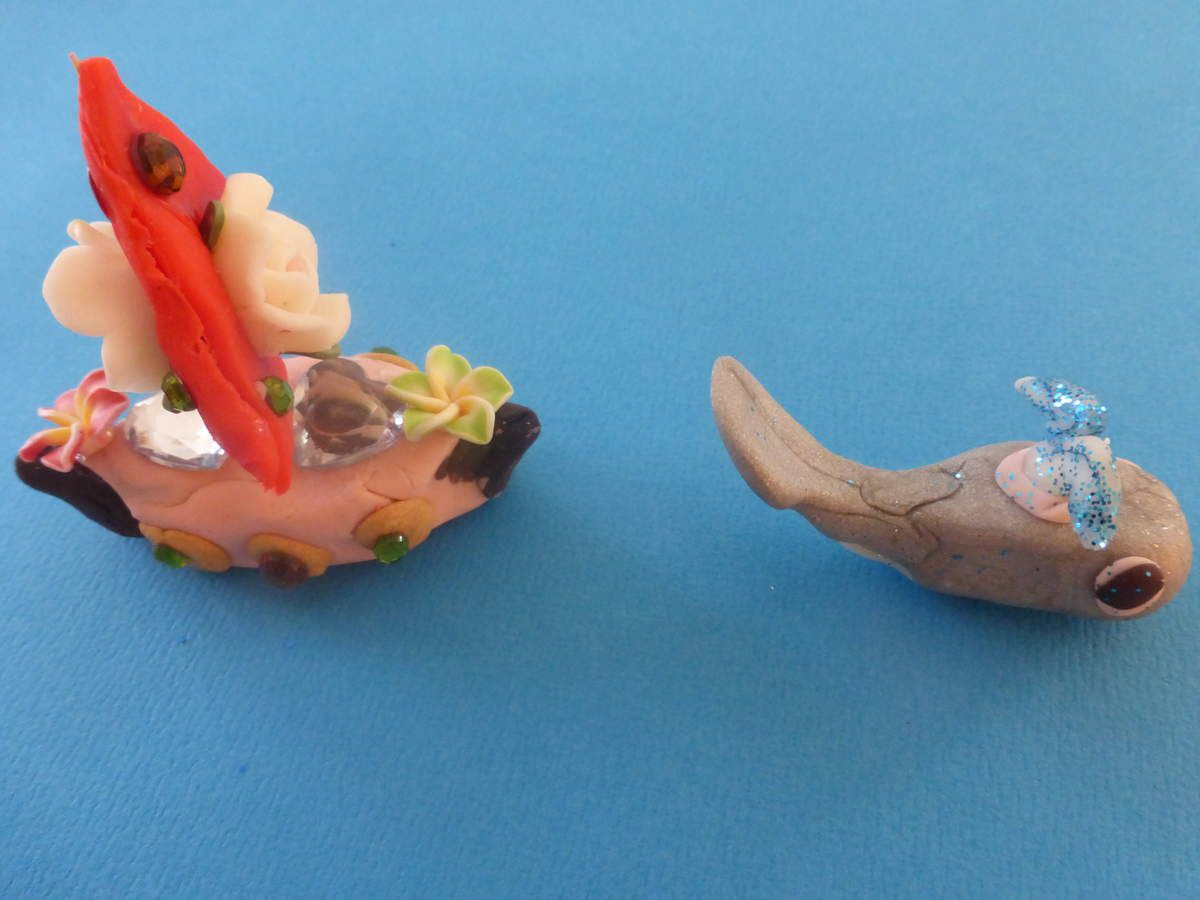 Bateau et baleine audoise !