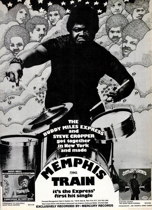 Buddy Miles (1947-2008)
