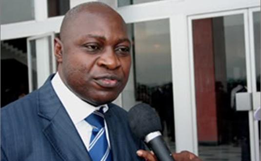 Kimbembe Mazunga, DG de la SCTP