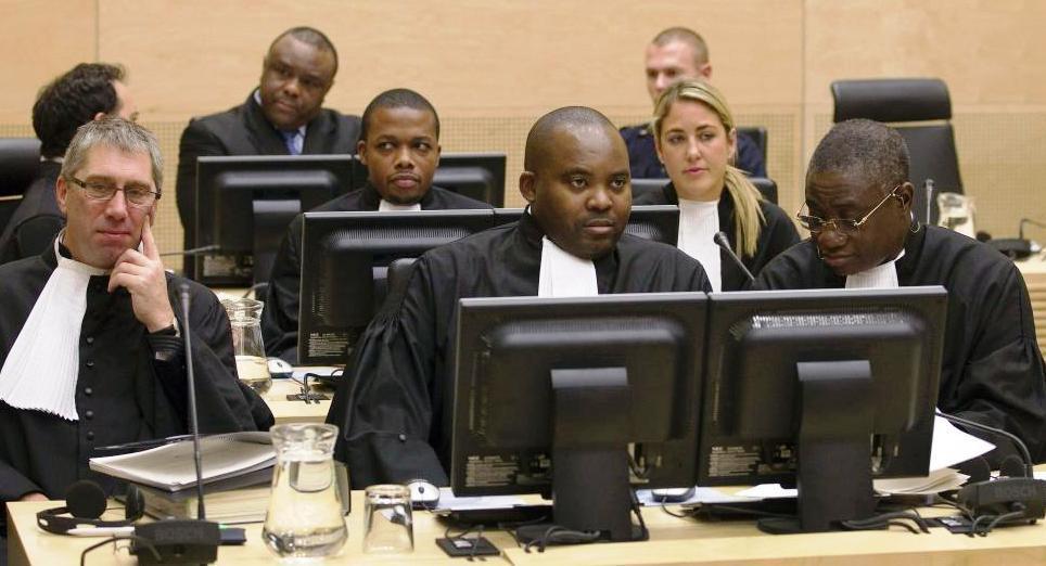 Le collectif des avocats de Bemba