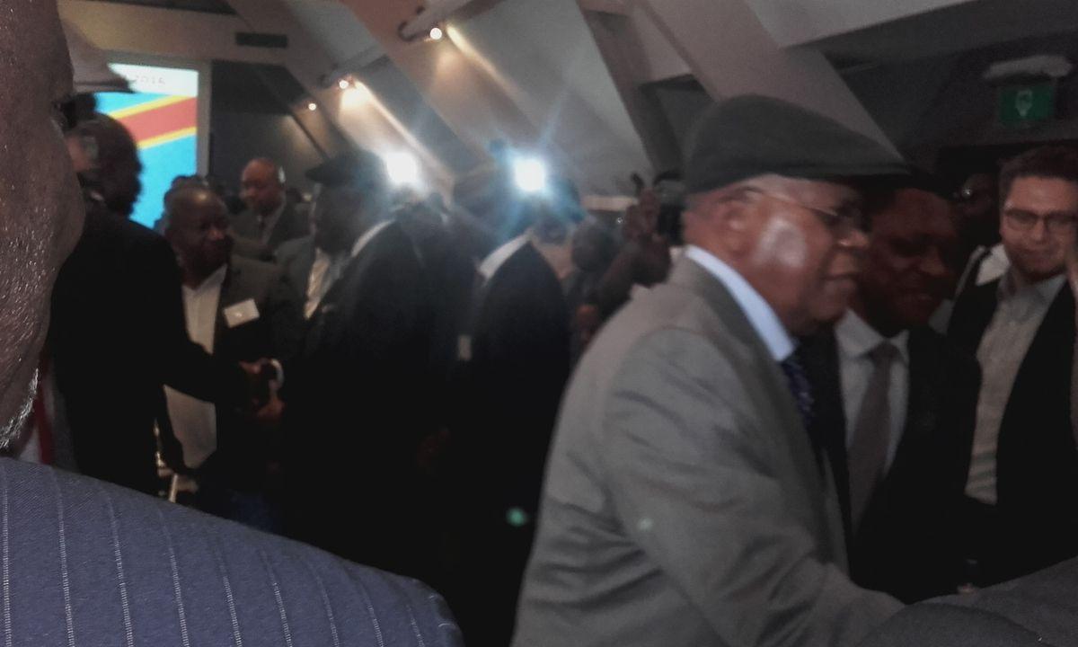 Des vues de la séance d'ouverture (Photos Congoindependant et Le Signal du Continent)