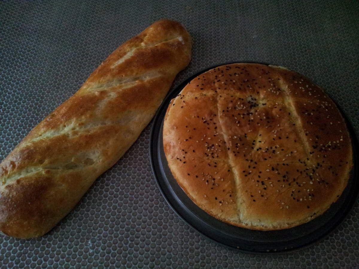 Recette de boulangerie