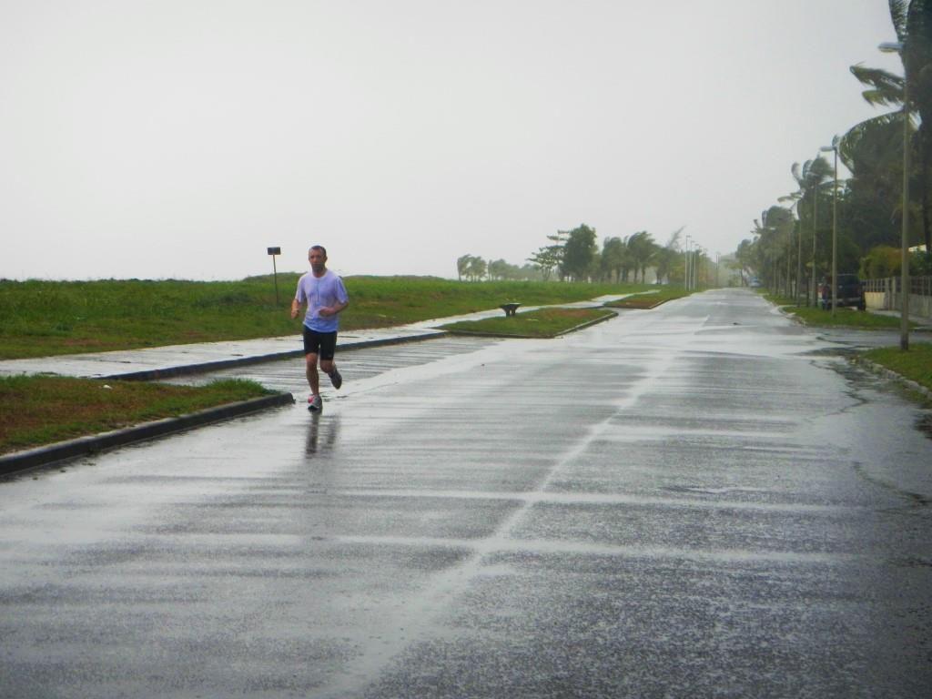 L'incessante pluie
